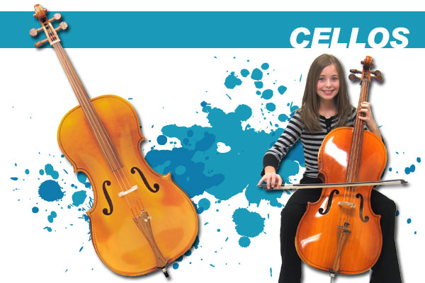 cello - strings
